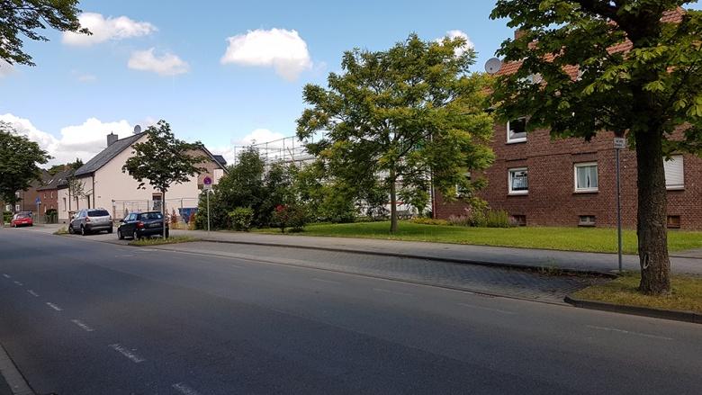 Mehr Parkplatz-Kapazität