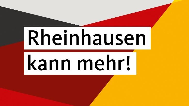 Rheinhausen kann mehr!